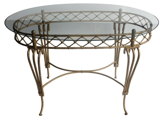 French Decorative Table