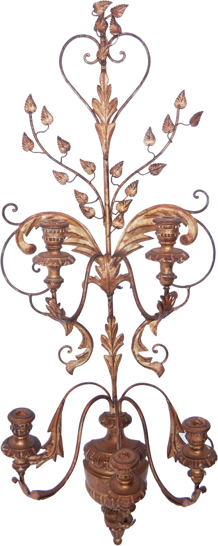 Italian Candle Sconce