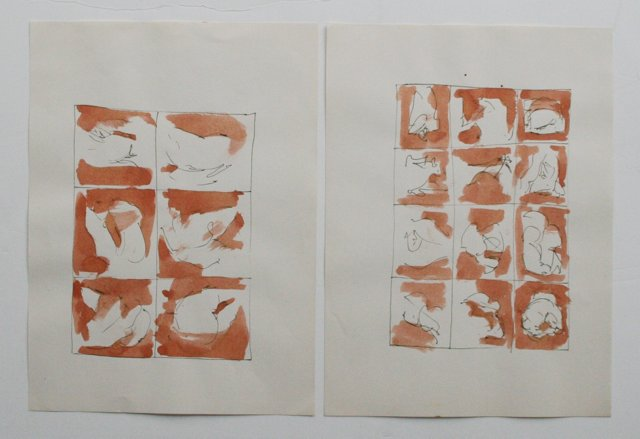 Abstract Form Studies, S/2