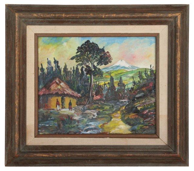 Raul Salgucco Landscape