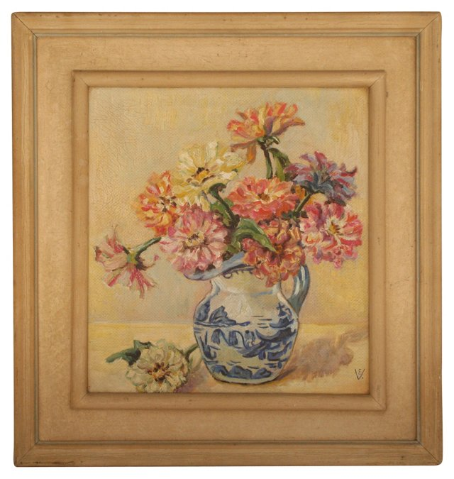 Flowers, 1940