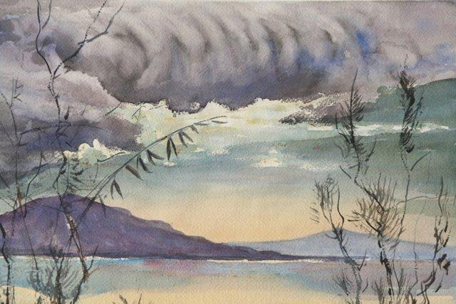 Purple Sky, 1975