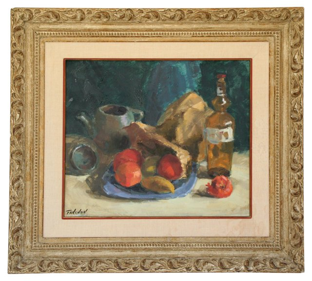 Still Life by Fanchon