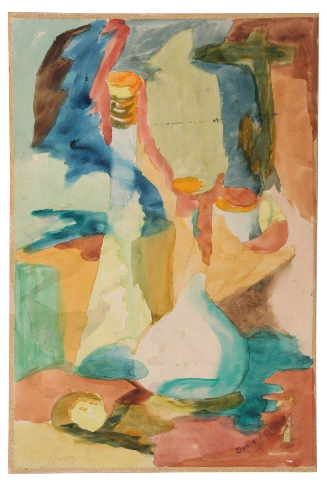 Still Life by Doris Larsen
