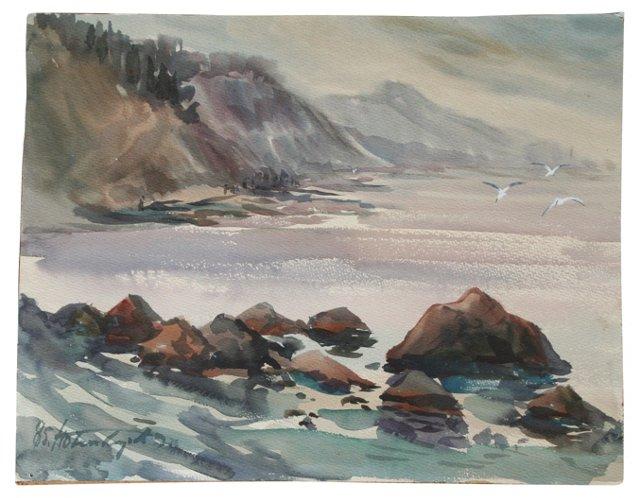 Laguna Watercolor