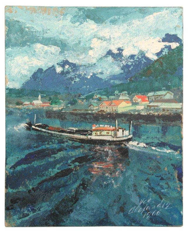 Seascape, 1966