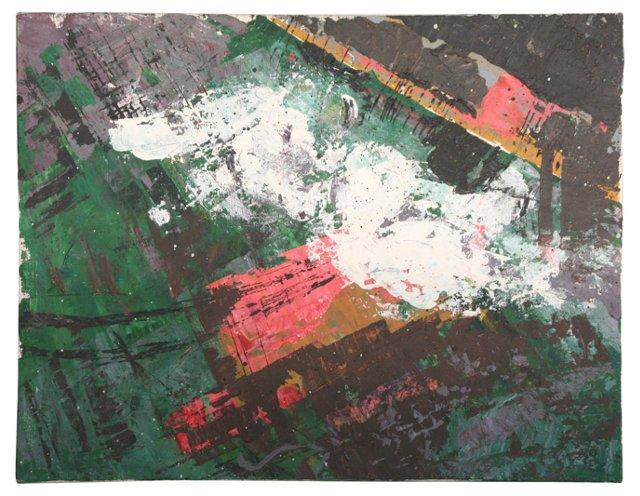 Vee Alexander Abstract