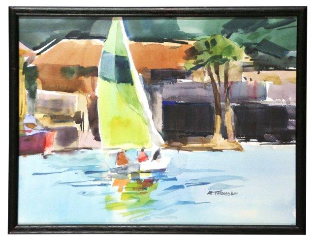 Green Sail