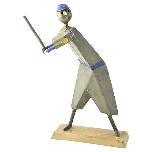Felguérez Baseball Sculpture
