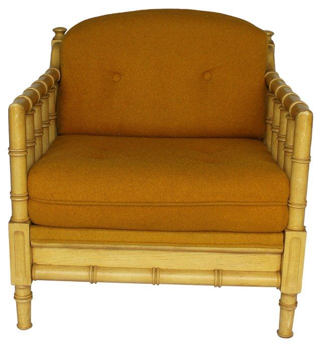 Faux-Bamboo  Chair