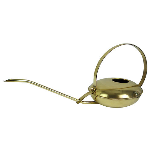 Brass Watering Canister
