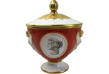 Ugo Zaccagnini Empire-Style Compote