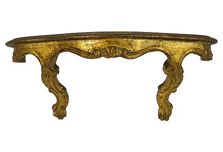 Florentine Shelf