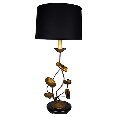Lotus Blossom Table Lamp