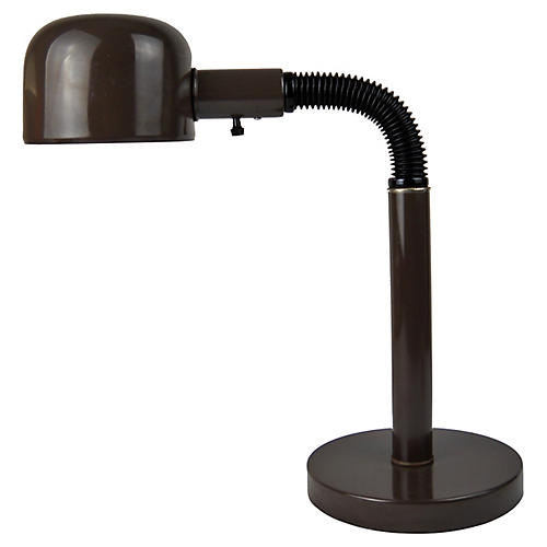 1970s Modern Adjustable Desk Lamp
