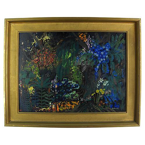 'Deep Forest' by J. Hofflander