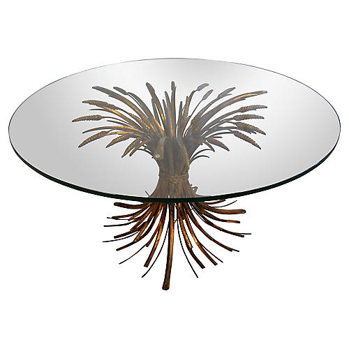 Wheat Sheaf Coffee Table