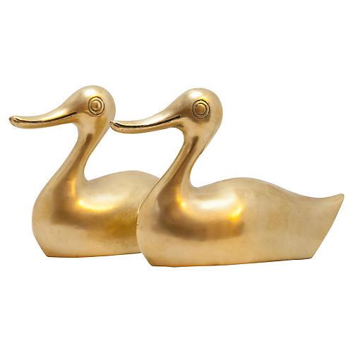 Brass Ducks, S/2