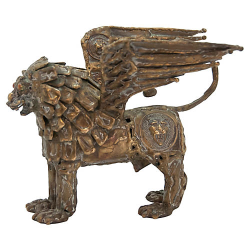 Pal Kepenyes Winged Lion