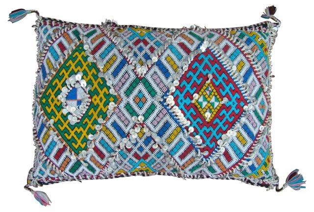 Moroccan Berber Diamond   Sham