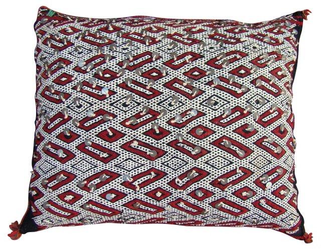Berber-Pattern Moroccan Sham
