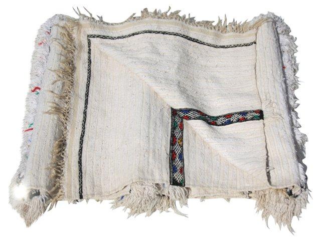 Striped Moroccan Wedding    Blanket