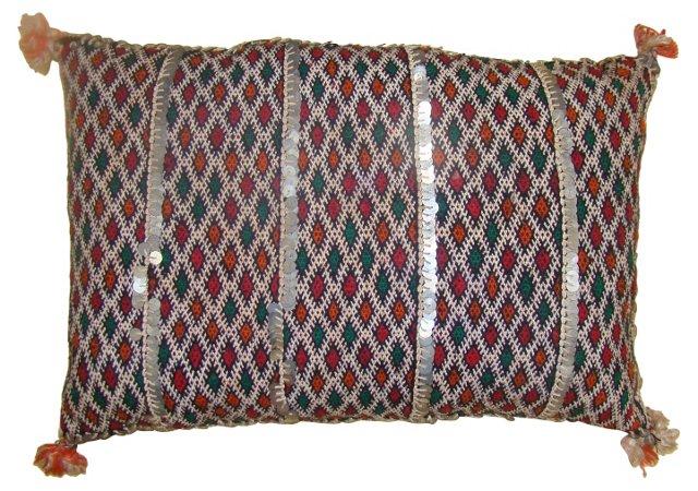 Moroccan Berber Sham w/  Sequins