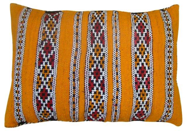 Moroccan Berber Sham w/ Stripes