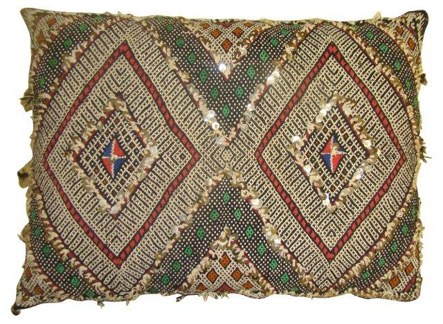 Berber Diamonds Moroccan Sham
