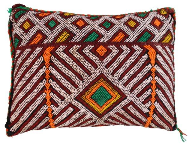 X-Pattern Moroccan Berber Sham