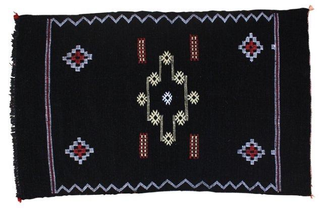 Moroccan Rug, 4'9'' x 2'11''