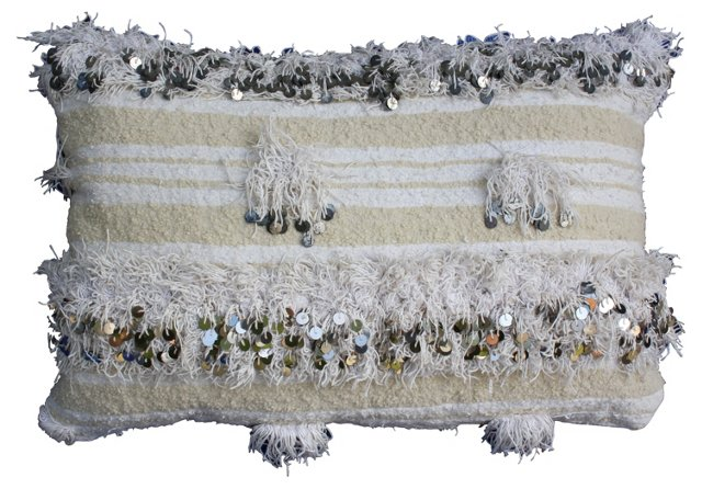 Moroccan  Berber Wedding   Sham