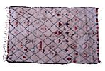 Moroccan Beni Ourain, 10' x 5'3''