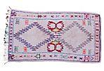 Moroccan Rug, 8' x 4'3''