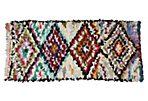 Moroccan Rug, 7' x 3'2''