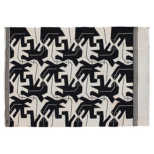 Handmade Moroccan Touareg Blanket