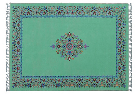 Moroccan Rug, 8'3'' x 5'7''