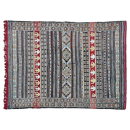 Moroccan Rug, 5'7'' x 4'5''