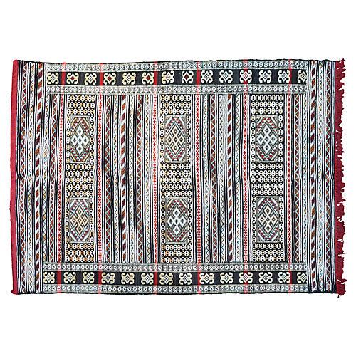 Moroccan Rug, 6'9'' x 4'10''