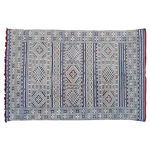 Moroccan Rug, 8'4'' x 5'8''