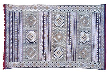 Moroccan Rug, 7'3'' x 4'7''