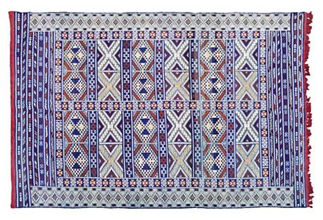 Moroccan Rug, 8' x 5'7''