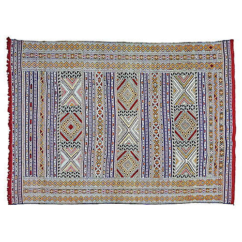 Moroccan Rug, 8'5'' x 6'9''