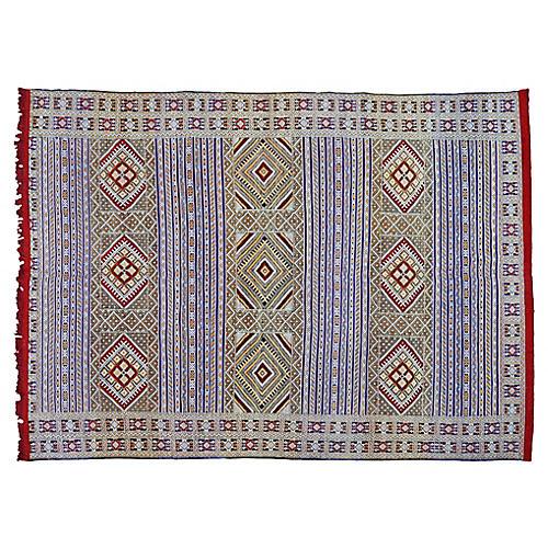 Moroccan Rug, 9'2'' x 6'1''