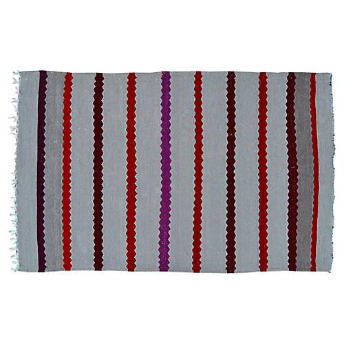 Moroccan Cactus Silk Rug, 5'2'' x 3'2''