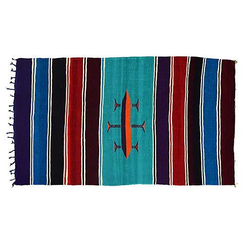 Moroccan Rug, 2'9'' x 4'10''