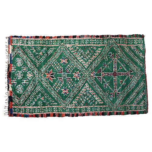 Moroccan Rug, 6'4'' x 10'9''