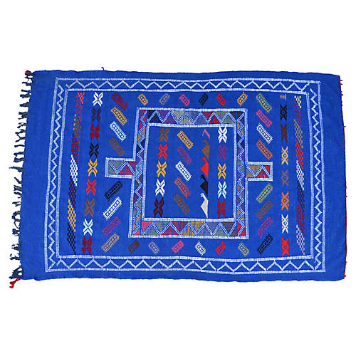 Moroccan Rug, 3'2'' x 4'11''