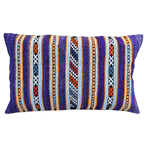 Striped Moroccan Pillow