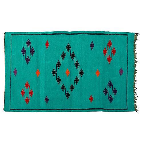 Moroccan Rug, 2'11'' x 4'10''